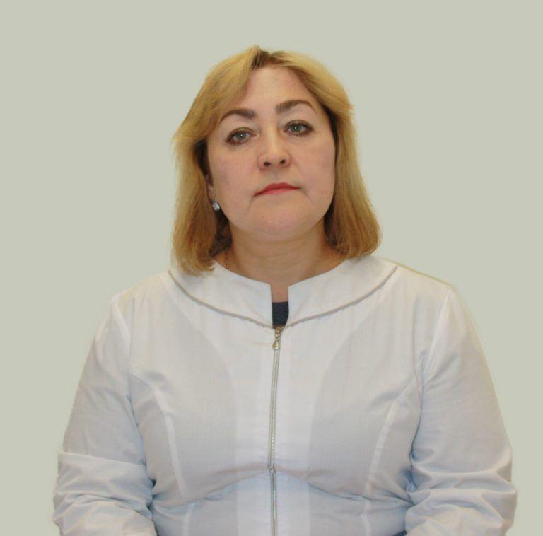 Лапшина Наталья Михайловна